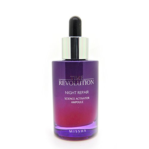 Missha-Time-Revolution-Night-Repair-Science-Activator-Ampoule-Serum-17-Ounce-with-Free-Gift