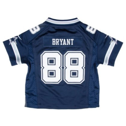 Ben Jersey Uniform (Dallas Cowboys Toddler Dez Bryant #88 Nike Game Replica Jersey)