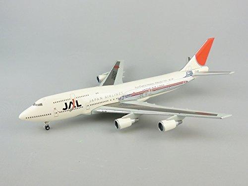 hogan 1/500 BOEING 747-400D 沖縄就航50周年 完成品 B006QIKCUS