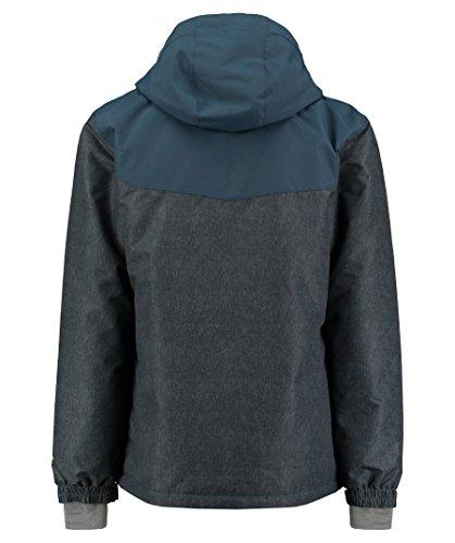 18 amp; Protest Intense S Tailgrab Qegwohu Snowjacket Blue Humble Fw7xP