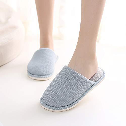 Cotone Autunno Pantofole Comfort Per Inverno Morbido Ultra Antiscivolo Caldo Rosa Uomo 37 36 Leggero In Westeng Donna wvdqEnCw