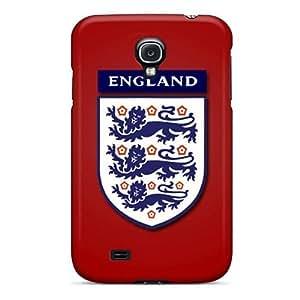 [dhNkiff7966mpKun]premium Phone Case For Galaxy S4/ England Football Logo Tpu Case Cover
