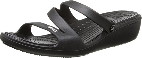 Crocs Patricia Women, Black, 8 M US