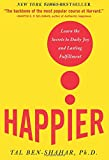Happier, Tal Ben-Shahar, 0071492399
