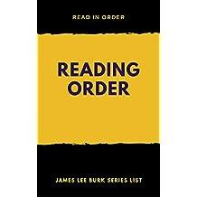 READING ORDER: JAMES LEE BURKE