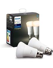 Philips Hue White Single Smart Spotlight Bulb LED
