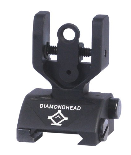 Diamondhead USA Rear Combat Sight (Upper Narrow Classic, used for sale  Delivered anywhere in USA