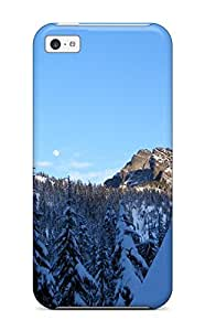 CagleRaymondy Fashion Protective Winter Case Cover For Iphone 5c
