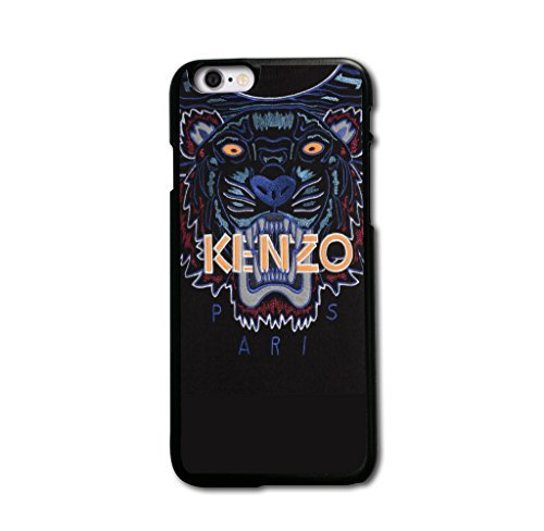 Design Women's Fashion KENZO Tiger And Girls Design Case for iPhone 6 4.7 inch (Tiger Protector Case)