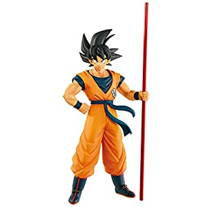 41yQuDy2LAL. SS300  - Banpresto 38904/ 10198 Dragon Ball Super The 20th Film Limited Son Goku Figure