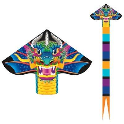 Wind n Sun XLT Ripstop Nylon Dragon Kite - Nylon Dragon
