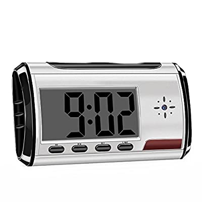 MEAUOTOU Hidden Camera HD 1080P Spy Camera Long Time Video Recording Security Camera Nanny Cam from MEAUOTOU