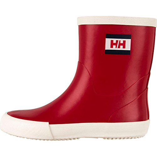 Unisex RED Navy Flag Kids' Trainers WHITE Nordvik NA 110 FLAG White Hansen Off Red 11200 OFF Helly Op5q0q