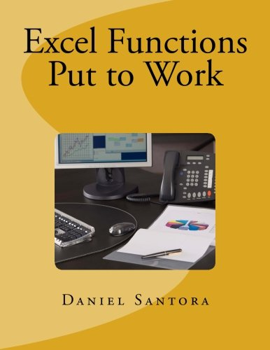Excel Functions Put to Work