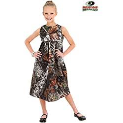 Child Mossy Oak Flower Girl Dress - XS