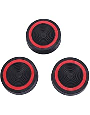 Hacbop 3 Anti Vibration Tripod Foot Pads Heavy Suppression Pads,Dampers for Telescope Mounts