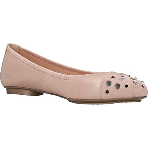 Hispanitas Zapatos Bailarina Para Mujer, Color Rosa, Marca, Modelo Zapatos Bailarina Para Mujer HV86745 Rosa Rosa