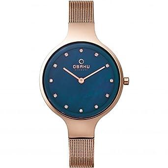 Obaku V173LXVLMV Damen armbanduhr