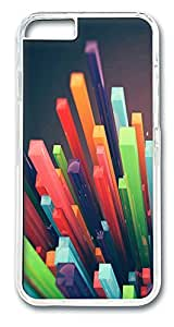 ACESR Colorful Sticks Stylish iPhone Case PC Hard Case Back Cover for Apple iPhone 6 4.7inch by lolosakes