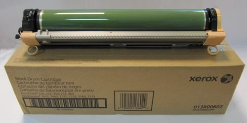 Xerox Black Drum Unit, 231000 Yield (013R00602) -