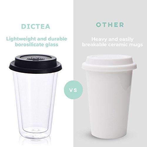 Buy insulated coffee mug to keep coffee hot