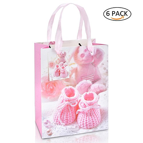 Gift Bags For Baby Shower Baby Girl Gift Bags With Handle Baby