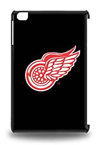 New Arrival 3D PC Case Cover With Ipad Design For Ipad Mini/mini 2 NHL Detroit Red Wings Logo ( Custom Picture iPhone 6, iPhone 6 PLUS, iPhone 5, iPhone 5S, iPhone 5C, iPhone 4, iPhone 4S,Galaxy S6,Galaxy S5,Galaxy S4,Galaxy S3,Note 3,iPad Mini-Mini 2,iPad Air )