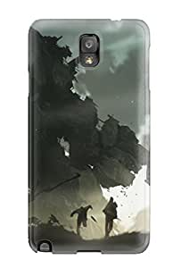 New Cute Funny Giant Case Cover/ Galaxy Note 3 Case Cover