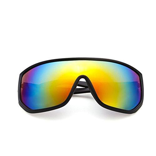 Cyclisme pour Homme 2 Lunettes Lunettes Coupe Sunglasses Sports Lvguang Soleil de vent Outdoors Style 0gqIw