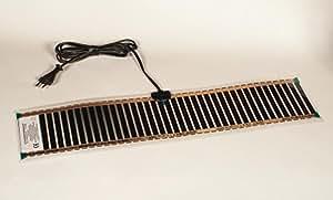 Manta termica calor para animales y reptiles 32W de 119 x 15 cm