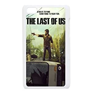 iPod Touch 4 Phone Case White The Last of Us HKL232777