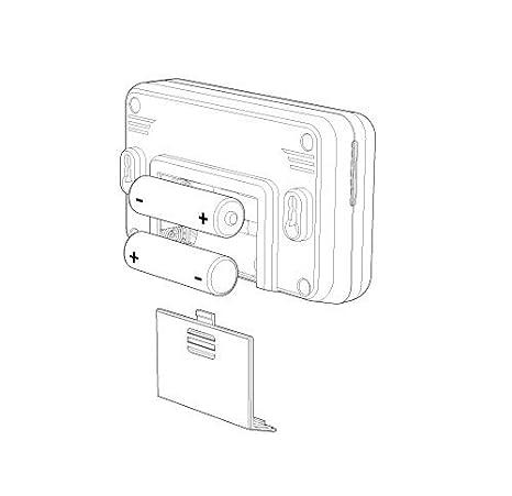 Fire Angel NG 9B de int Detector de gas de 2 unidades, para ciudad y gas natural batería pilas Detector de gas natural para la aplicación en privado Salón ...