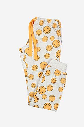 Mejor Admas Admas Beige Pijamas Smiley Smiley Pijamas Mejor qYOFUpZ