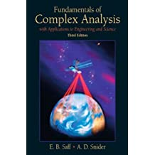 Fundamentals of Complex Analysis: with Applications to Engineering and Science