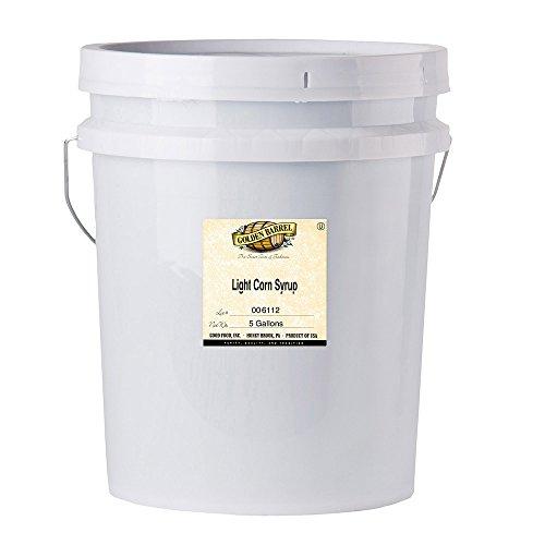 Golden Barrel Light Corn Syrup (5 Gallon Pail)