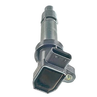Set of 8 Ignition Coils Pack for Cadillac SRX STS DTS XLR Buick Lucerne V8 4.4L 4.6L: Automotive