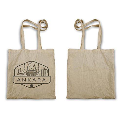 Viaggio Di Ankara Esplora La Borsa Postale E331r