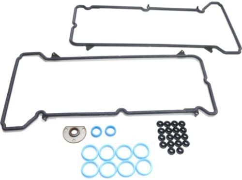 Thunderbird 02-05 Set 8 Cyl 3.9L Eng. Valve Cover Gasket compatible with Lincoln LS 00-06