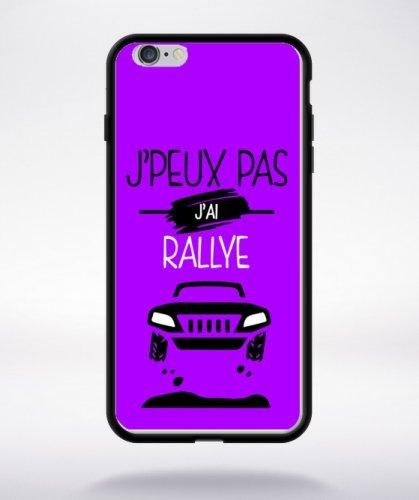 coque iphone 8 rallye