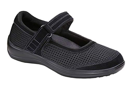 Orthofeet Arch Support Bunions Orthopedic Arthritis Diabetic Womens Mary Jane Shoes Chattanooga