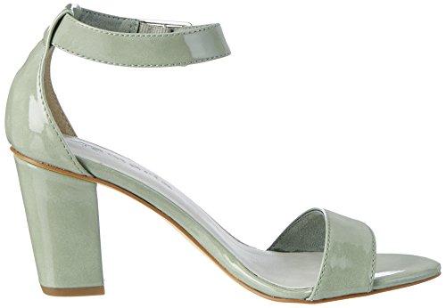 Emerald Cuña 704 para Verde Tamaris 28376 Mujer Sandalias con wqaF7Ff1
