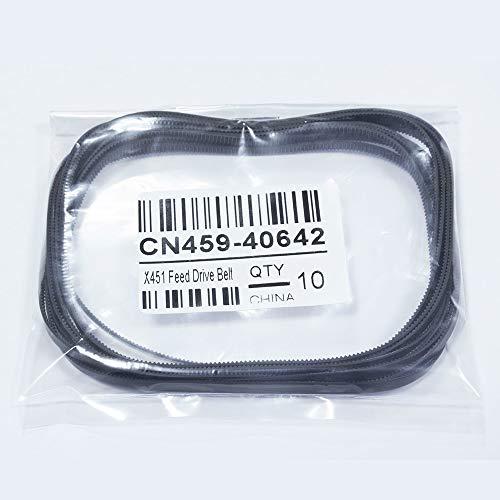 Yoton Original New CN459-40642 for HP Officejet Pro X451 X476 X551 X555 X576 Paper Feed Drive Belt by Yoton (Image #6)