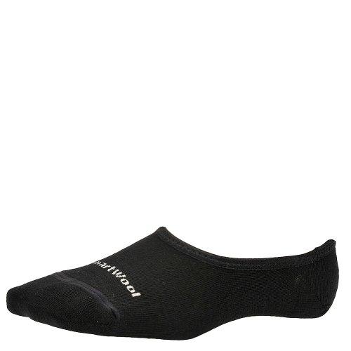 Smartwool Hide And Seek No-Show Socks, M, Black