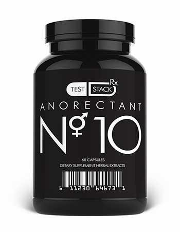 Anorectant No.10 Fat Burner - Test Stack by Test Stack