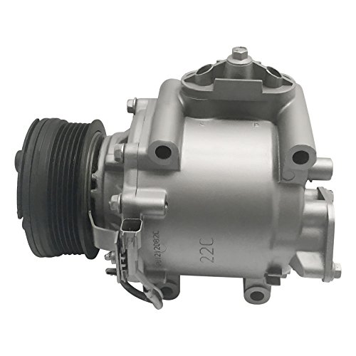 RYC Remanufactured AC Compressor and A/C Clutch IG569 (2006 Ac Freestyle Ford Compressor)