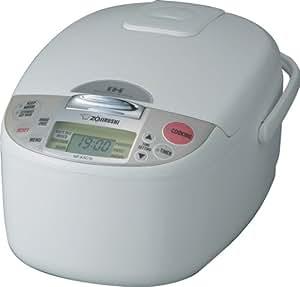 Amazon.com: Zojirushi NP-KAC10 5-1/2-Cup Rice Cooker and