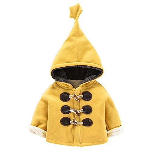 Infant Hooded Fleece Jacket - 6