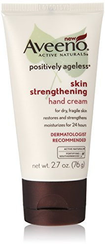 Aveeno Positively Ageless Strengthening Cream product image