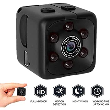 Amazon.com : POCKETMAN SQ11 HD Camcorder HD Night Vision ...