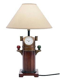 Lampe De Nautique Tableamp; Binnacle Horloge Style VictorienAmazon hrdCQtxs